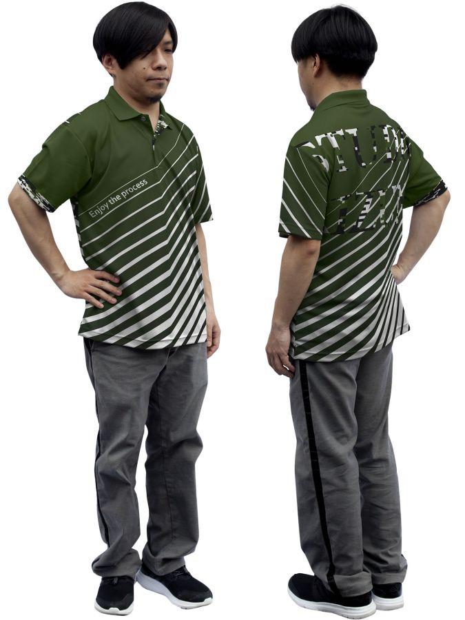 ポロシャツ-KPO01