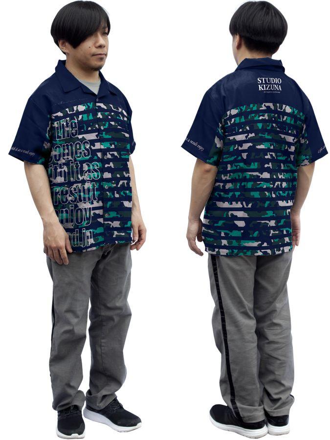 アロハシャツ-KA01