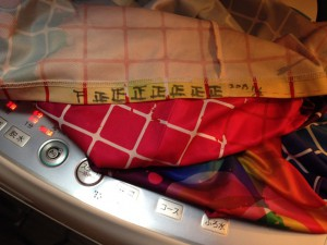 洗濯に強いオリジナルマラソンTシャツ
