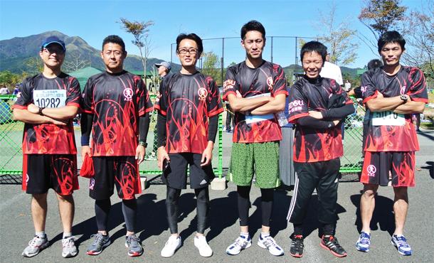 絆工房 ランニング・マラソン・ジョギングのオリジナルチームTシャツ・ユニフォーム
