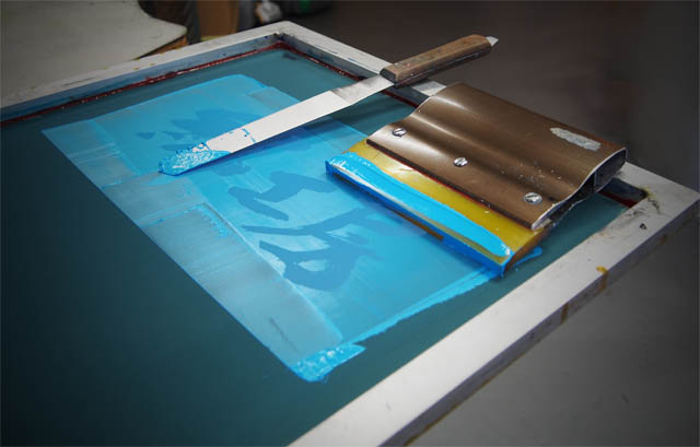 絆工房シルクスクリーン印刷