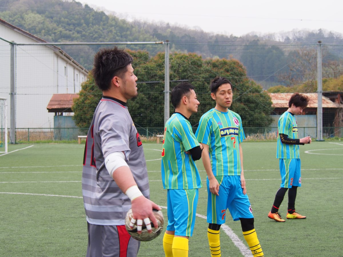 絆工房オリジナルサッカー・フットサルユニフォーム