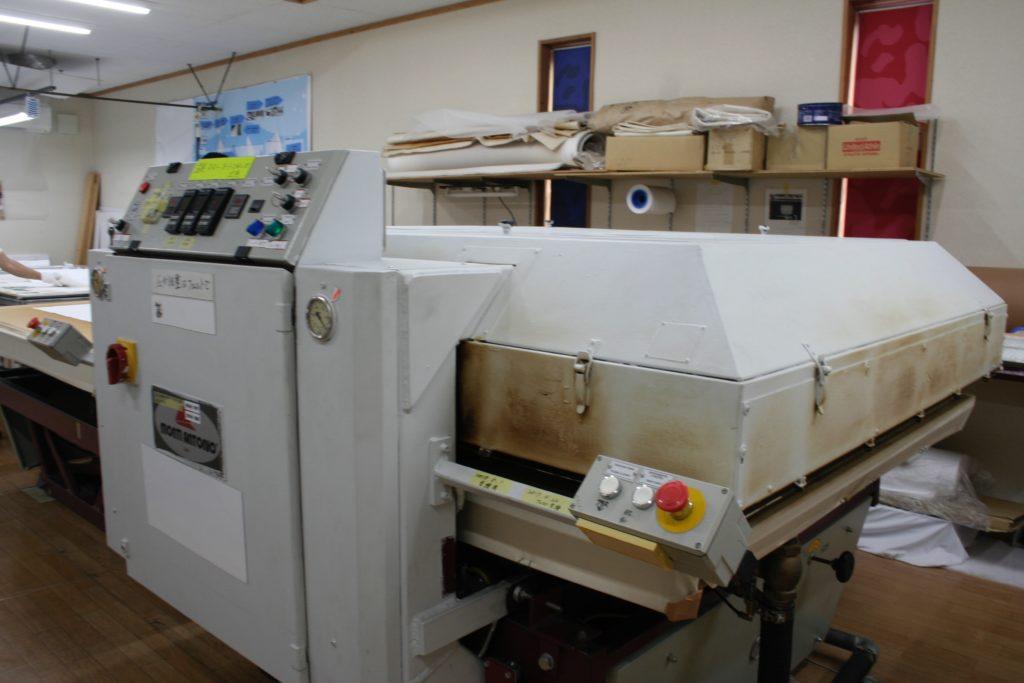 昇華転写印刷機