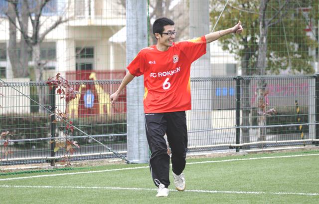 オリジナルサッカーユニフォーム FC六間